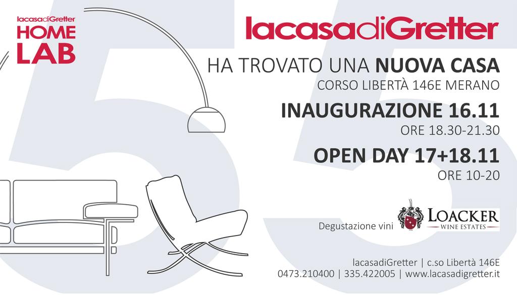 Inaugurazione | Eröffnung 16.11.2017
